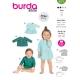 Robe, tee-shirt, Burda 9277