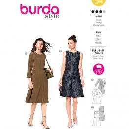 Robe, Burda 6099