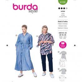 Robe, Burda 6108