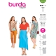 T-shirt, Burda 6119