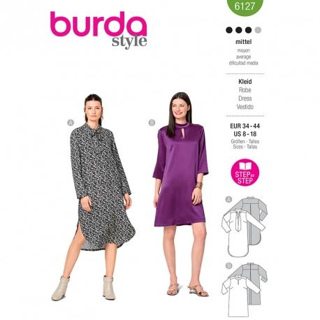 Robe, Burda 6127