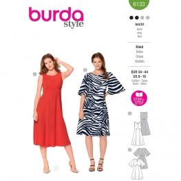 Robe, Burda 6133