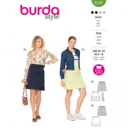 Jupe, Burda 6147