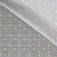 Tissu Coton Enduit Art Déco - Multicolore