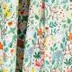 Tissu Coton Cretonne Animaux Sauvages - Bleu ciel