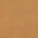 Tissu coton Double Gaze Scintillant - Caramel & Doré
