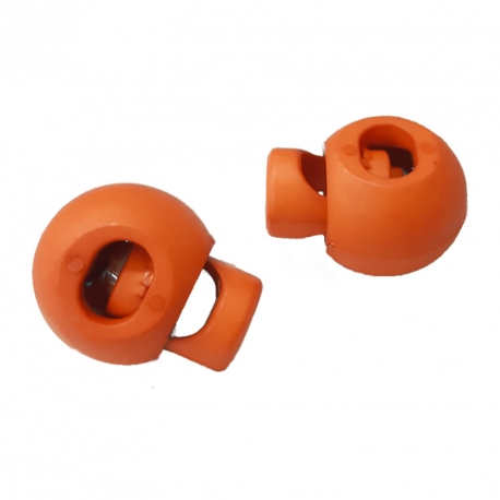 Stop cordon standard à ressort - Orange