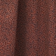 Tissu Jersey Léopard - Rouge