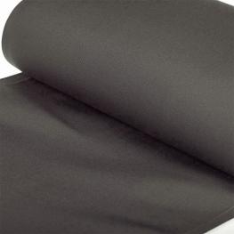 Toile transat outdoor unie  150cm x 43cm - Gris anthracite