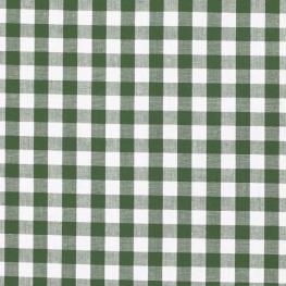 Tissu vichy - Vert