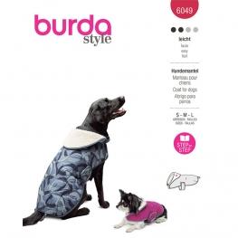 Patron Manteau pour chien - Burda 6049
