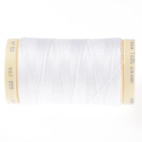 Fil coton 445m - Blanc