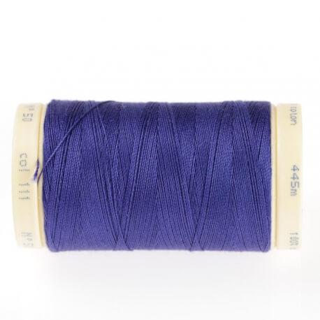 Fil coton 445m - Bleu mazarine