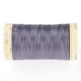 Fil coton 445m - Violet figue