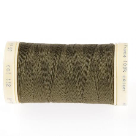 Fil coton 445m - Vert avocado