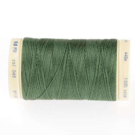 Fil coton 445m - Vert fairway