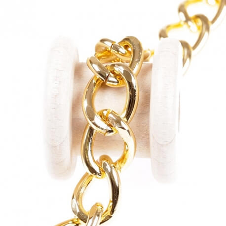 Grosse chaîne 2cm - Or