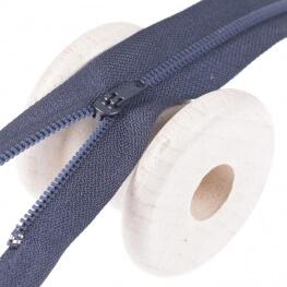 Fermeture à glissière pantalon - Marine