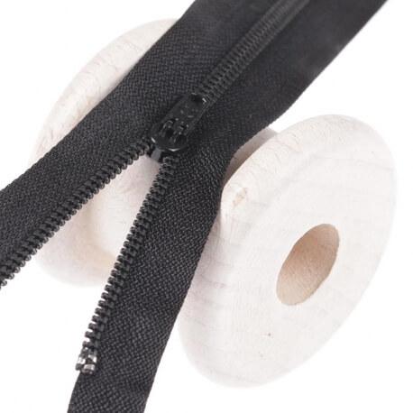 Fermeture à glissière pantalon - Noir clair