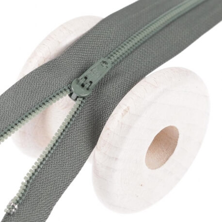 Fermeture à glissière pantalon - Vert