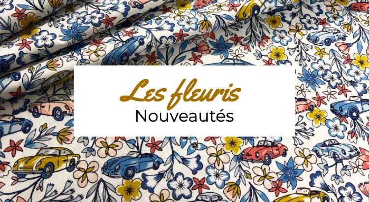 Sélection du mois - Les fleuris